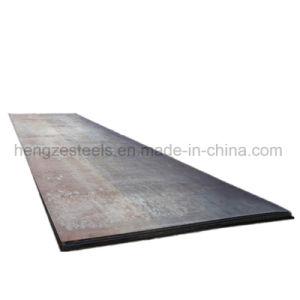 ASTM A606 Ligas de chapa de aço resistente ao clima anticorrosão Folha de aço
