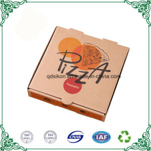 La calidad Eco-Frinendly Pizza de papel ondulado Embalaje Embalaje de alimentos