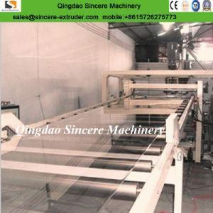 PC ABS PMMA las caderas de la Junta de equipaje de la línea de producción de extrusión