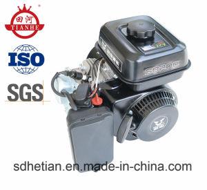 SGS Prijs van de Generator van de Benzine van de Omschakelaar van de Auto's van de Output 4500W van het Certificaat de Wind Gekoelde 72V gelijkstroom Elektrische
