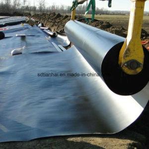 湖のための2.0mm単一の織り目加工のGeomembrane