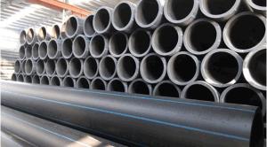 水またはガス供給のHDPEの管Pn10の標準長さのHDPEの管