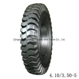 8 인치 8  X1.75  반 압축 공기를 넣은 고무 외바퀴 손수레 바퀴 타이어