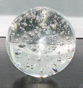 Großhandelskugel des Kristallglas-K9 für Dekoration