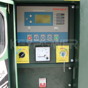 7kVA Groupe électrogène diesel insonorisé Electric pour un usage militaire