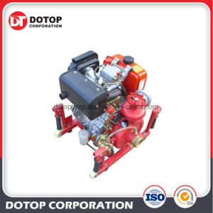 13HP Portable пожарный насос с двигателем Honda