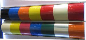de Plaat van het Aluminium van de Deklaag PVDF van 4mm en Decoratie van de Bekleding van de Muur van het Gebruik van het Comité van het Aluminium de Samengestelde