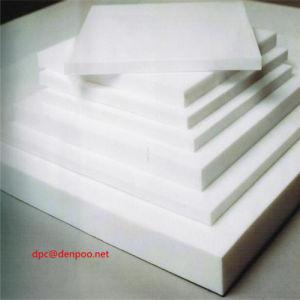 La norma ISO 1/32 Blanco expandido PTFE lámina de PTFE Microcellular igual estilo Gylon 3540