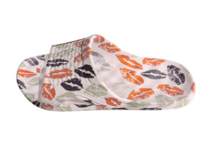 Les femmes de l'obstruer la peinture des chaussures confortables jardin 20282-2