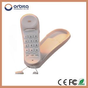 Gemakkelijk Opgezet aan de Telefoon van de Badkamers van het Hotel van de Muur