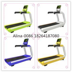 SpitzenLzx Eignung-Geräten-Großverkauf-Fertigung Wechselstrommotor-Handelstretmühle-Gymnastik-Gerät mit Schlüsselvorstand-Tretmühle-oder Screen-Tretmühle für Gymnastik-Verein