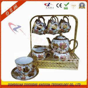 Vuoto Coating Machine per Cups e Saucers