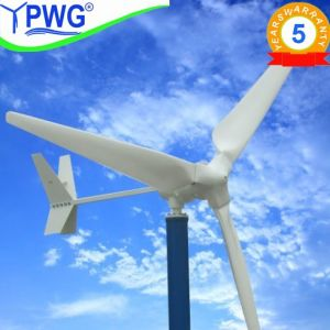 A elevada eficiência off Grid 3Kw Gerador eólico