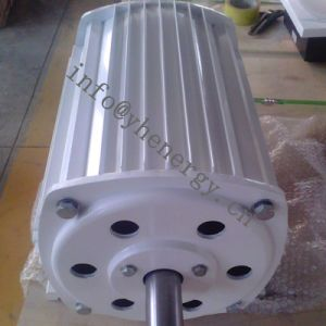 horizontaler Wind-Turbine-vertikaler Mittellinien-Wind-Turbine-Installationssatz der Mittellinien-5kw