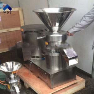 ナットの機械を作るColloid製造所のココア豆の粉砕の生産ラインピーナッツバター