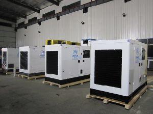 Alimentation de secours 200kVA générateur diesel Cummins avec auvent silencieux
