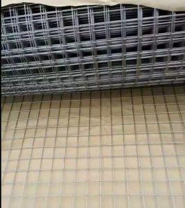 HDPによって溶接される金網のパネル1の Apeture 1mmワイヤー直径