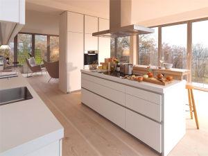 Австралия стиле, современное здание белого цвета High Gloss два пакета обновления MDF лаком мебель
