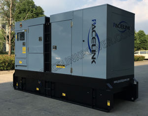 150kVA Cummins schielt leises Dieselgenerator-Set mit Ce/ISO an