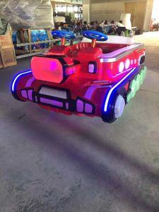 De openlucht Rit van de Tank van het Stuk speelgoed van de Jonge geitjes van het Vermaak Volwassen Elektrische op Auto