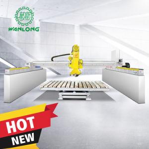Ponte de laser de corte para corte de fábrica de pedra de granito e mármore&Sandstone&Calcário -China viu Pedra Serra da mesa de corte da máquina para venda