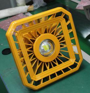 LED耐圧防爆Highbayのライト、Atexのゾーン1のゾーン2.