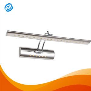 2years la garantía IP65 impermeabiliza la iluminación del espejo del cuarto de baño 5W 7W 9W SMD LED del servicio