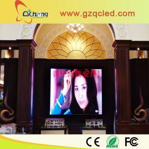 P5 à l'intérieur de la vidéo plein écran LED de couleur