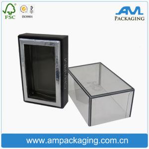관례에 의하여 인쇄되는 엄밀한 판지 향수 상자