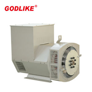 Godlike JDG404e 1000kVA rolamento único alternador Dínamo sem escovas