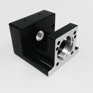 Precisión CNC de piezas de aluminio anodizado de ISO Factory