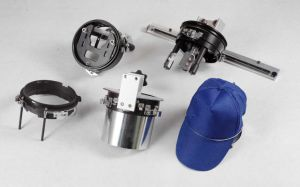 6개의 모자와 t-셔츠 교복 로고 자수를 위한 헤드에 의하여 전산화되는 자수 기계