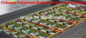 LiFePO4 48V 60Ah largo ciclo de vida de la batería Batería de litio