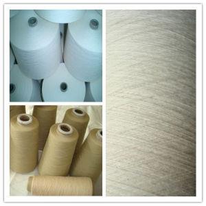 Eco de hilados de algodón de lujo