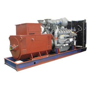 De Alta tensión de 11kv en silencio grupo electrógeno diesel de 1000kw