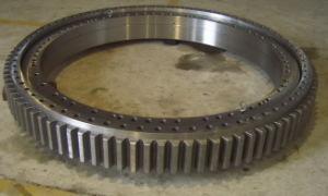 Plataforma de rolete cilíndrico005-001 Bearng giratório (H)