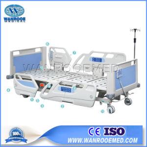 Bae521ec medizinisches Instrument justierbares ABS ICU Bett