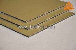 Placa de Aluminio, Materiales Compuestos de Plástico, ACP, ACM