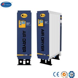 Secador de adsorción de desecante modular sin calor libre de aceite del compresor de aire de tornillo