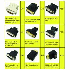 AV 케이블을%s HDMI/DVI/VGA 접합기
