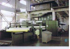 Chaîne de production non-tissée de pp Spunbonded (1600MM/2400MM/3200MM)