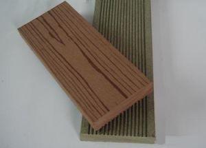 Placa de WPC, placa da madeira do PE. Placa de madeira plástica (90*19mm)