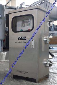 Macchina di filtrazione del petrolio di Jz Oltc (sul commutatore di colpetto del caricamento), purificatore di petrolio del cambiamento del colpetto