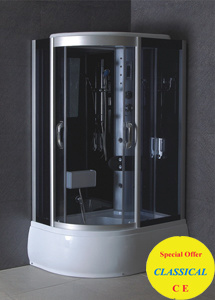 Sala de ducha de vapor (86F04)
