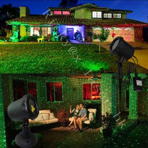 Sternenklarer Laserlicht Projektor, Im Freien Wasserdichte Laser Lampe Für  Garten/Familien Dekoration Des Yard /Wand