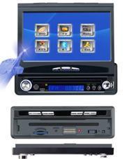 7&acute&acute TFT LCD 차 DVD 플레이어 (MK-965)