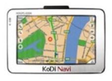 La navigation GPS de 4,3 pouces (AS4310)