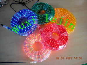 Alto Brigthness del LED Rope Light