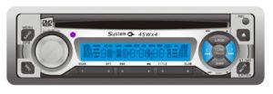 MP3 기능을%s 가진 차 DVD 플레이어 (NS-D511)