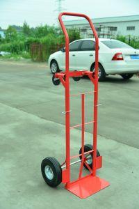 4개의 바퀴 튼튼한 강철 Foldablel 손 트롤리